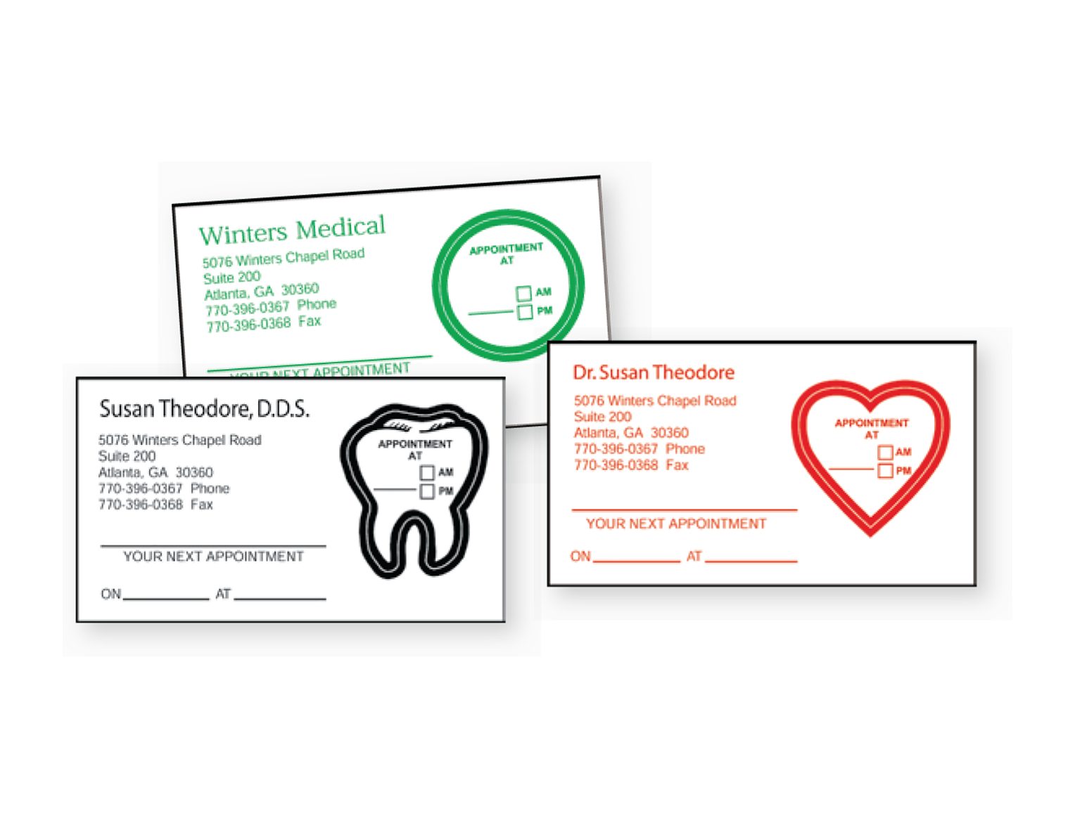 Medical Record Systems_Cards