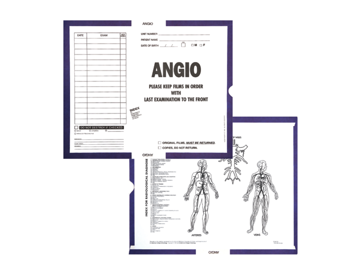 Medical Record Systems_AngioFolder